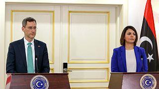 Les Etats-Unis au chevet de la transition libyenne
