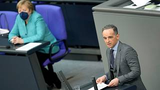 Almanya Dışişleri Bakanı Heiko Maas