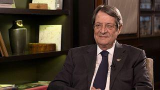 """Presidente de Chipre: Turquia """"não pode explorar interesses individuais de alguns países da UE"""""""