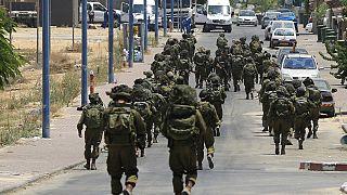 Netanjáhú: vagy leigázzuk a Hamászt, vagy elrettentjük