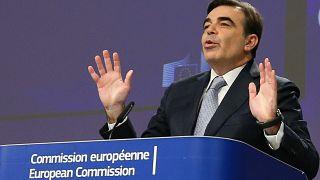 AB Komisyonu Başkan Yardımcısı Margaritis Schinas