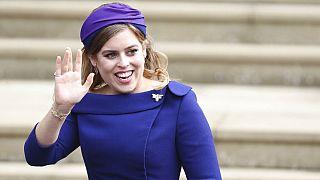 Princess Beatrice, 2018, Windsor, UNITED KINGDOM