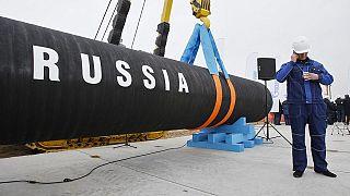 Rusya ve Almanya'yı deniz altından birbirine bağlayan boru hattını Rus enerji devi Gazprom finanse ediyor