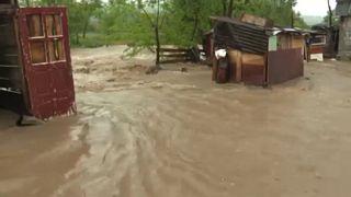 romania Floods