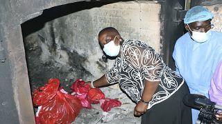 وزيرة الصحة تتلف لقاحات أسترازينيكا التي تجاوزت فترة صلاحيتها في مالاوي