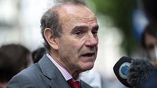 Avrupa Birliği (AB) Dış İlişkiler Servisi Genel Sekreter Yardımcısı ve Siyasi Direktörü Enrique Mora