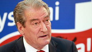 سالی بریشا، نخست وزیر و رئیس جمهوری پیشین آلبانی
