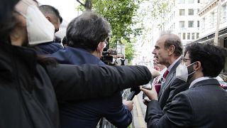 انریکه مورا معاون جوزپ بورل و رئیس هیات اتحادیه اروپا در مذاکرات کمیسیون مشترک برجام با ایران