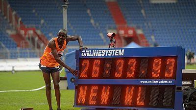 Athlétisme : Jacob Kiplimo, 7e meilleur performeur sur le 10 000 m