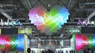 Pabellón de Andalucía en FITUR 2021