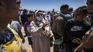 Young Moroccan migrants vow to pursue Europe even after expulsion