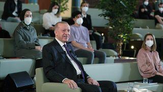 Ο τουρκος πρόεδρος Ταγίπ Ερντογάν