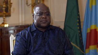 Félix Tshisekedi: Europa muss zusammen mit Afrika gegen Migration kämpfen
