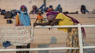 Près de 55 millions de déplacés internes recensés en 2020