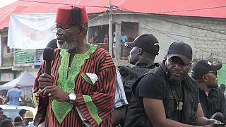 Liberia : Prince Johnson président de la commission de défense du Sénat