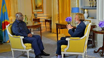 Entretien exclusif avec Félix Tshisekedi, Président de la RDC et de l'UA