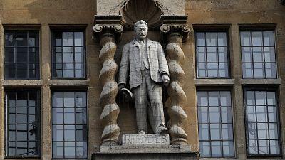L'université d'Oxford n'enlèvera pas la statue de Cecil Rhodes