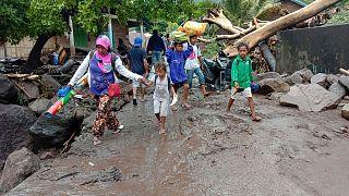 Indonesia Landslide