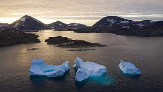 Archivo. El derretimiento del Ártico tiene impactos en todo el planeta