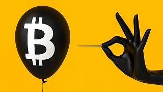 Este miércoles Bitcoin sufrió una de sus mayores caídas diarias conocidas.