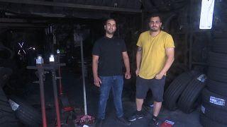 Ahmad Wahidy ve Yoan Bunder