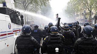 Fransız güvenlik güçleri (arşiv)