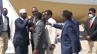 Somalie : début des pourparlers de sortie de crise