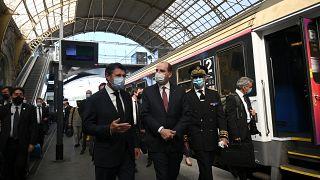 Премьер-министр Франции и мэр Ниццы