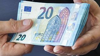 Fake bank notes of a value of 160,000 euros were seized during the German and Italian police investigation