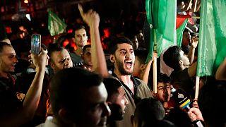 رحب قادة وزعماء العالم بوقف إطلاق النار بين إسرائيل وحماس