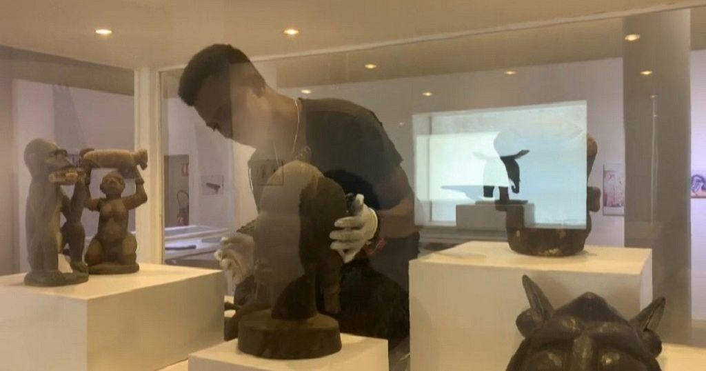 Senegal museum reopening celebrates art 'back on African soil' | Africanews