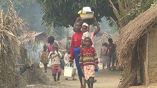RDC : la vie difficile des réfugiés centrafricains