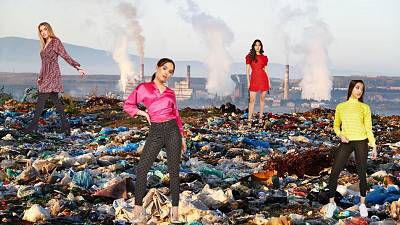 Buying a dress for £5 might feel good, but it's pretty much guaranteed to end up in landfill