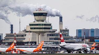 Berlin havalimanı