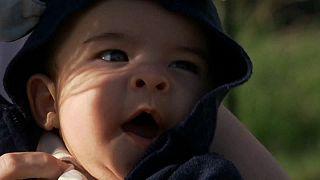 Sebastian, un bébé-confinement en Norvège