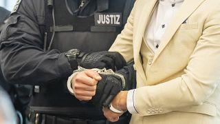 محكمة دريسدن في ألمانيا. 2019/08/22
