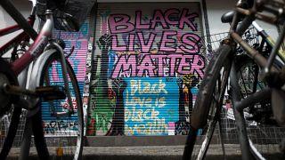 Black Lives Matter protests erupted across Europe after the murder of George Floyd