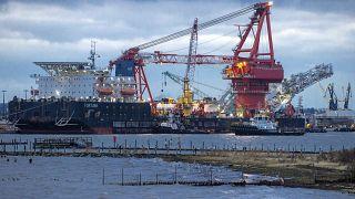 """Российское судно-трубоукладчик """"Фортуна"""" попало под санкции ещё в феврале"""