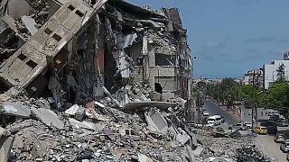 Törékeny a tűzszünet Gázában