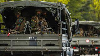 Soldat spionierte angeblich mögliches Anschlagsziel aus