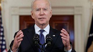 جو بایدن رئیسجمهور آمریکا