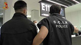 El detenido Endri Elezi es extraditado a Francia