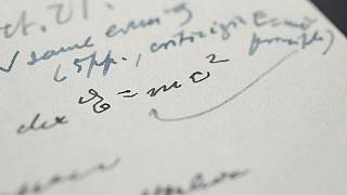 دستخط اینشتین