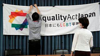 جنجال دگرباشستیزی در مجلس ژاپن در آستانه المپیک