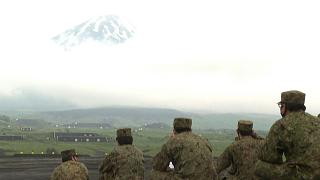 Japanese forces hold annual fire power exercise