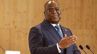 Il presidente congolese Félix Tshisekedi