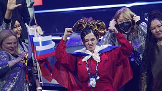 Menekültek az Eurovíziós Dalfesztivál színpadán