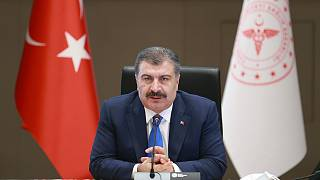 Sağlık Bakanı Fahrettin Koca, Koronavirüs Bilim Kurulu toplantısına başkanlık etti