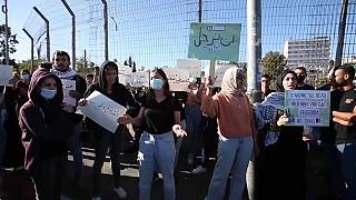 Израиль - ХАМАС: перемирие и протесты