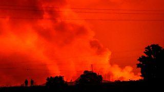 RDC : réveil inattendu du volcan Nyiragongo, Goma menacée